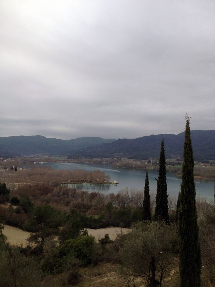 Vistes a l'Estany de #Banyoles! / 17-02-2013