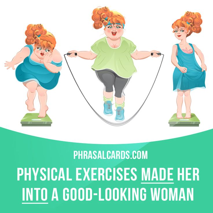 """Make into"" means ""to change someone or something into someone or something different"". Example: Physical exercises made her into a good-looking woman."