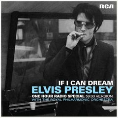 """If I Can Dream- Elvis Presley, 7"""" RECORD STORE DAY"""