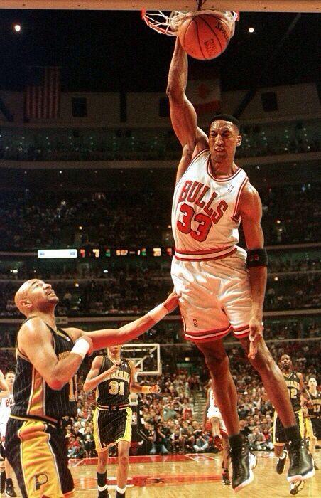 Scottie Pippen - Chicago Bulls