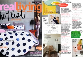 Share Design | Real Living March 2013