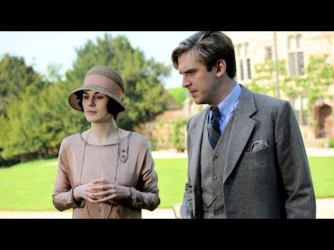 MASTERPIECE | Downton Abbey, Season 4: Reactions to Matthew's Death | PBS why did he leave the show??????