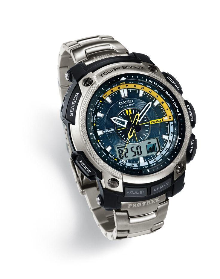 Watches Casio Protrek PRW-5000T-7ER watches