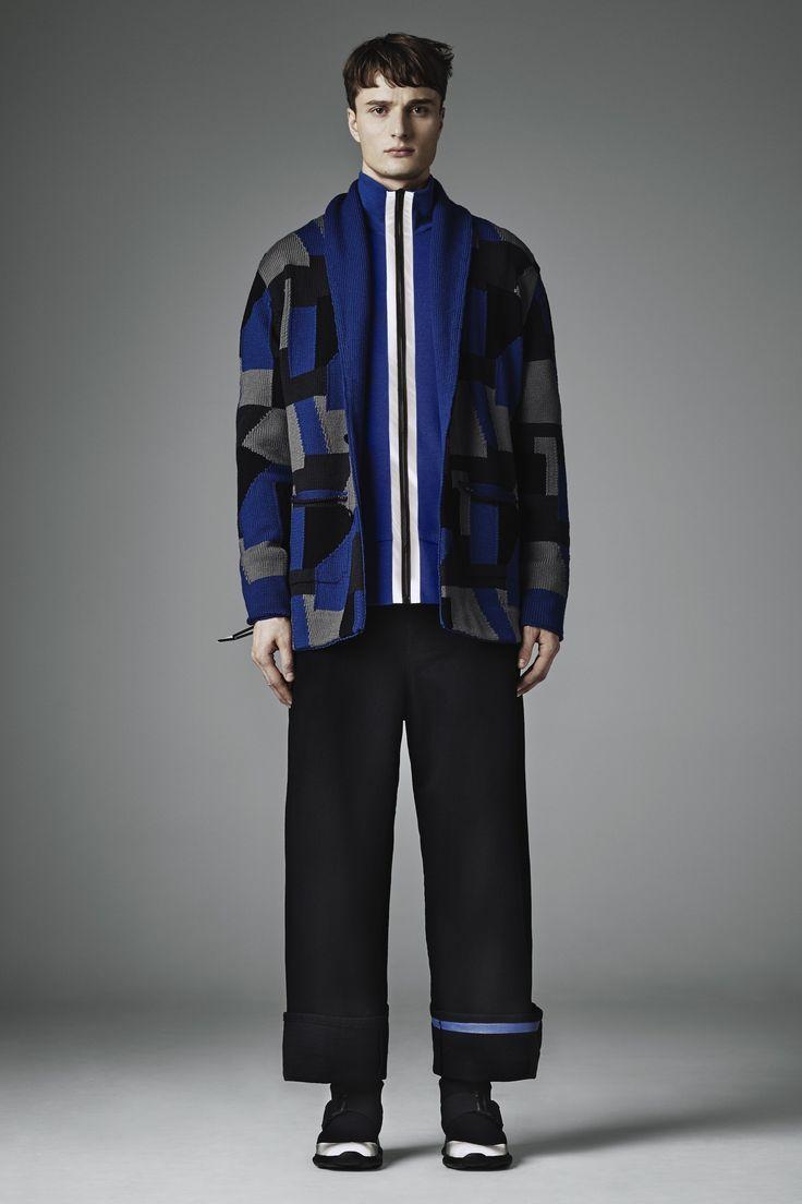 Christopher Kane Fall 2016 Menswear Fashion Show