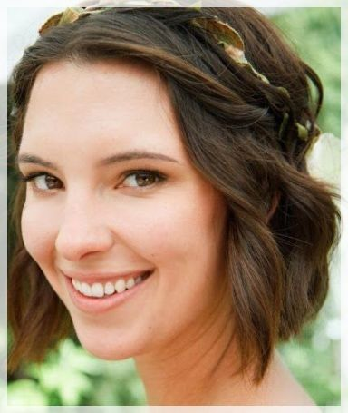 25 best short hairstyles for weddings images on pinterest short hairstyles for weddings 2015 junglespirit Gallery