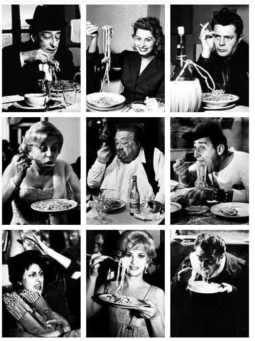 Cinema Italiano & Spaghetti