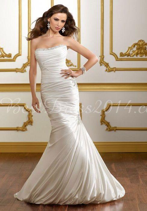 gorgeous trumpet dress!