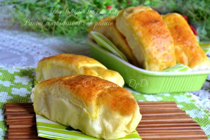 Ricetta Panini morbidissimi con patate, semplicissimi da realizzare e irresistibili!!! Soffici da non credere fino alla fine dell'ultimo panino. Buonissimi!
