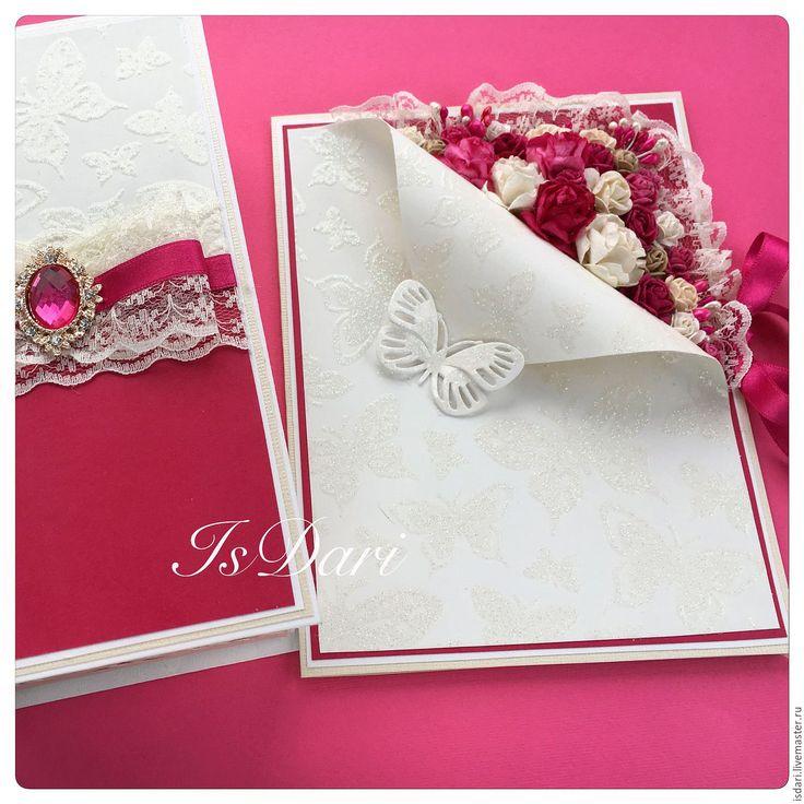 Купить Набор для денежного подарка на свадьбу - коробочка для денег, для денег, истомина дарья, isdari, свадьба