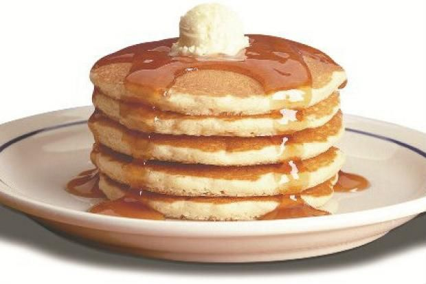 IHOP is celebrating National Pancake Day by offering up a FREE Short Stack of Pancakes from 7 AM to 7 PM!