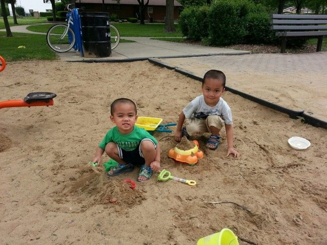 The top 5 sandbox games for summer fun | #BabyCenterBlog