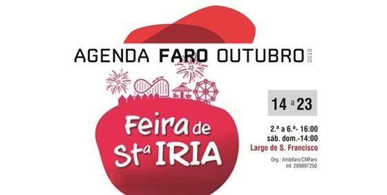 Faro - Feira de Santa Iria - 14 a 23/10/2016