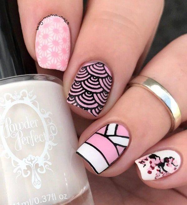 Astounding Diy Nail Art Designs Using Scotch Tape: Best 25+ Tape Nail Designs Ideas On Pinterest