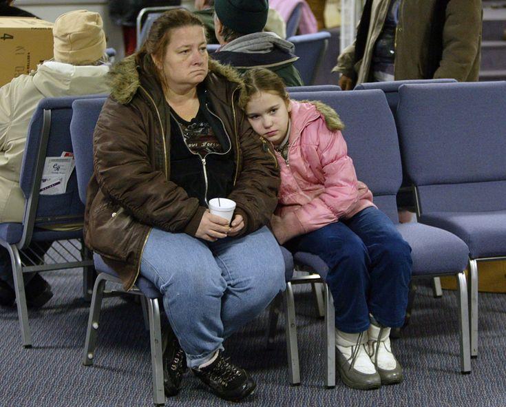 american poor   Poor American Family   Trailer Trash ...