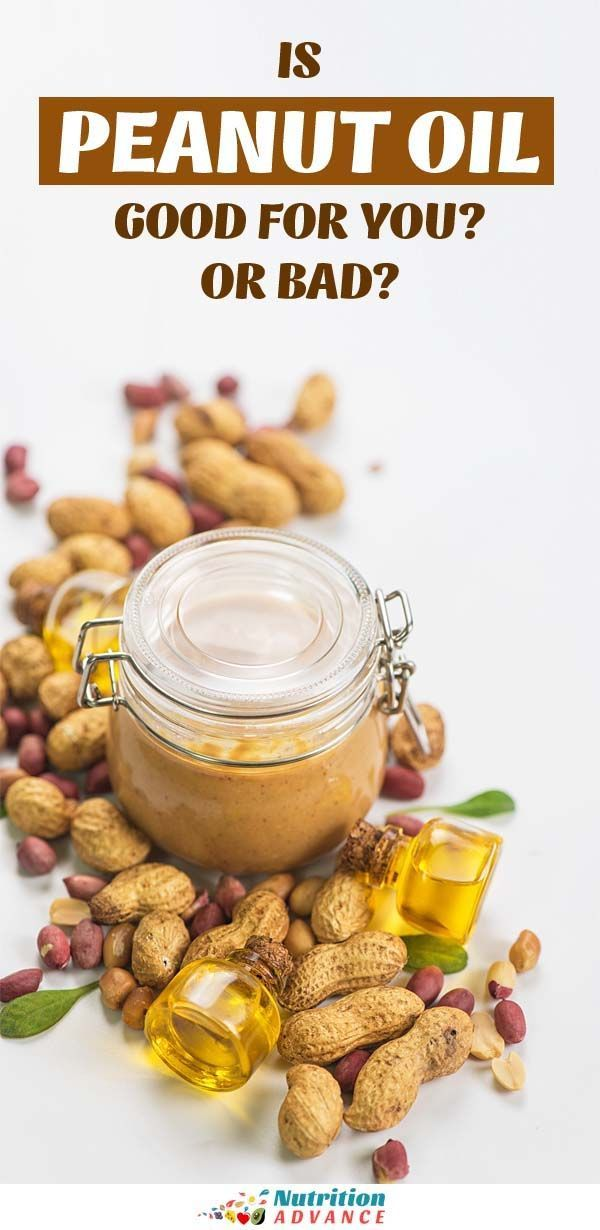 Is Peanut Oil A Healthy Choice For Frying Peanut Oil Nutrition Recipes Healthy