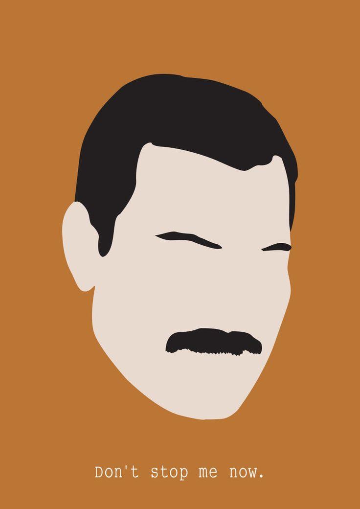Freddie Mercury by Siwerski