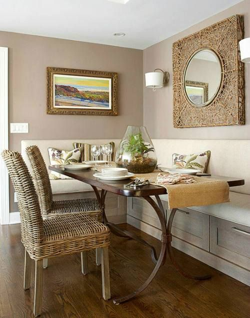 142 best images about comedor dining room on pinterest - Como decorar un comedor ...