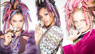 Marc Jacobs accused of cultural appropriation after featuring white models in faux dreadlocks for his NYFW show