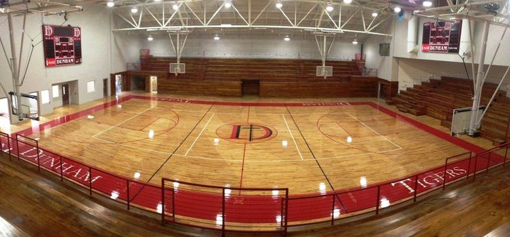 No Fault Sport Group is proud to present the new gym flooring for Dunham High School in Baton Rouge, LA. The flooring is a Connor maple wood which is used for the NCAA Final Four and many NBA arenas throughout the league.