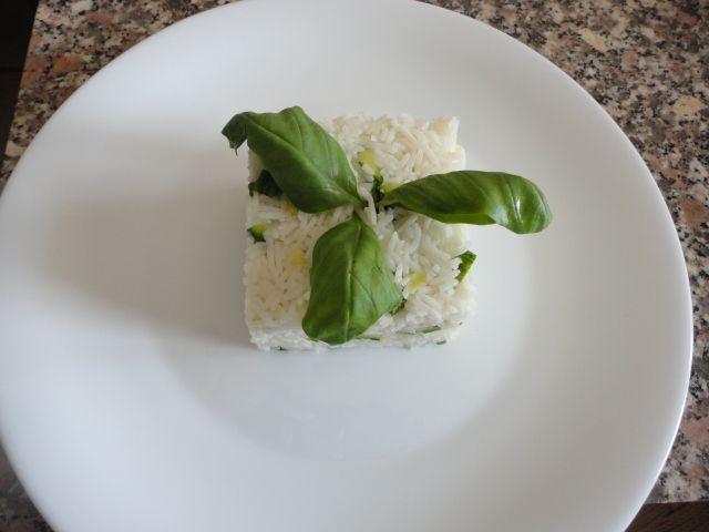 Riso con zucchine - http://www.food4geek.it/riso-con-zucchine/