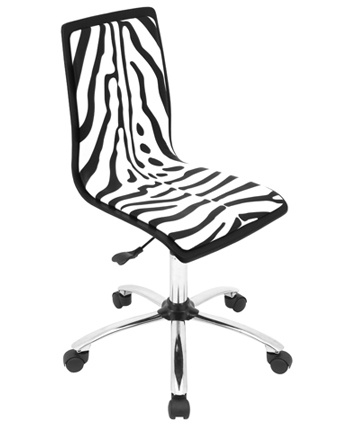 ofc office furniture. lumisource ofctmpzb bkw printed zebra office chair quantity 1 2 3 limit per customer hurry only left ofc furniture