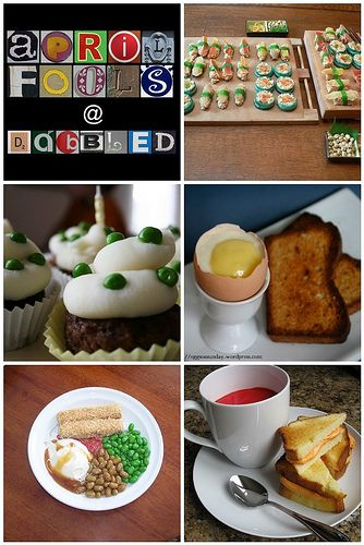 April Fools Food Ideas from around Flickr by Dot D, via Flickr