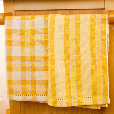 Valley Yarns #114 Let the Sun Shine In Towels PDF - ()