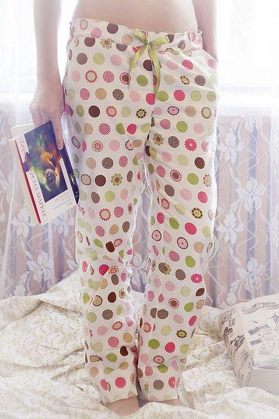 Мобильный LiveInternet Шьём пижамные штаны. Часть 2   Nina62 - Дневник Nina62  