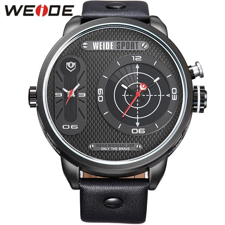 Like and Share if you want this  WEIDE Men's Quartz Watch Fashion Casual Men Sports Watches Relogio Masculino Luxury Brand Leather Strap Waterproof Wristwatches     Tag a friend who would love this!     FREE Shipping Worldwide     Get it here ---> https://shoppingafter.com/products/weide-mens-quartz-watch-fashion-casual-men-sports-watches-relogio-masculino-luxury-brand-leather-strap-waterproof-wristwatches/