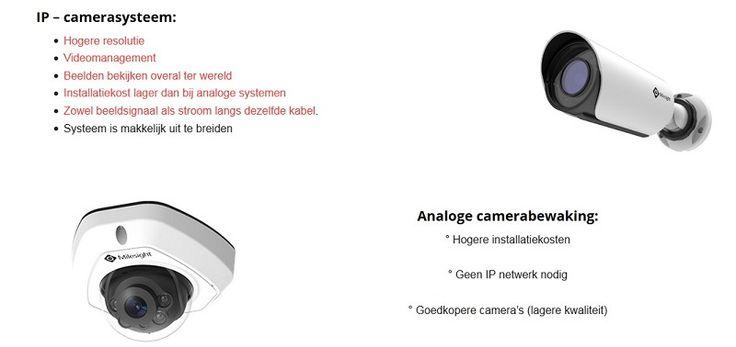 Bewakingscamera - Door de  toenemende criminaliteit volstaat een klassiek systeem van inbraakbeveiliging niet meer. Camerabewaking winkel, hold-up, agressie, … zijn zaken waarop een klassiek alarmsysteem geen vat heeft. Onze camera's zorgen voor het verschil. Wij installeren verschillende merken. De door ons gebruikte camera's zijn allemaal getest op duurzaamheid en beeldkwaliteit. Contacteer ons voor meer informatie. http://www.stopdedief.be/camerabewaking/