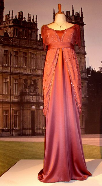 Beautiful.  Downton Abbey costume collection.