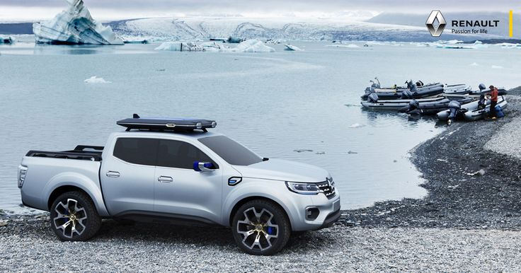 Pick -up Alascan - Renault Österreich