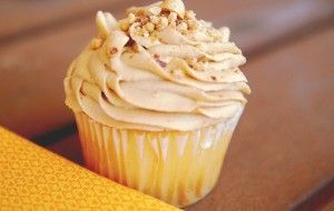 6 ways to make store-bought frosting taste homemade (like this Honey-Roasted Peanut Butter Frosting)                                                                                                                                                                                 More
