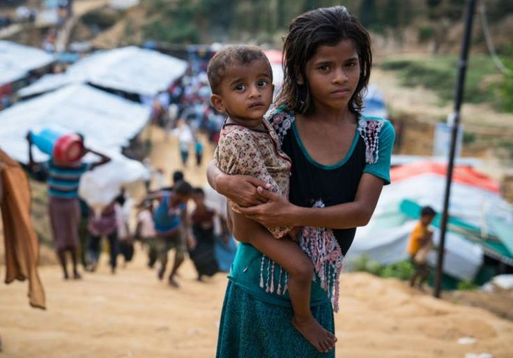By Katie ArnoldUKHIA, Bangladesh (Thomson Reuters Foundation) - The end of the cyclone season comes as a relief to most Rohingya in Bangladesh's Kutu
