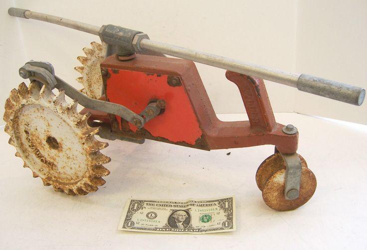 Thompson Tractor Sprinkler Parts : Best images about vintage garden water sprinklers on