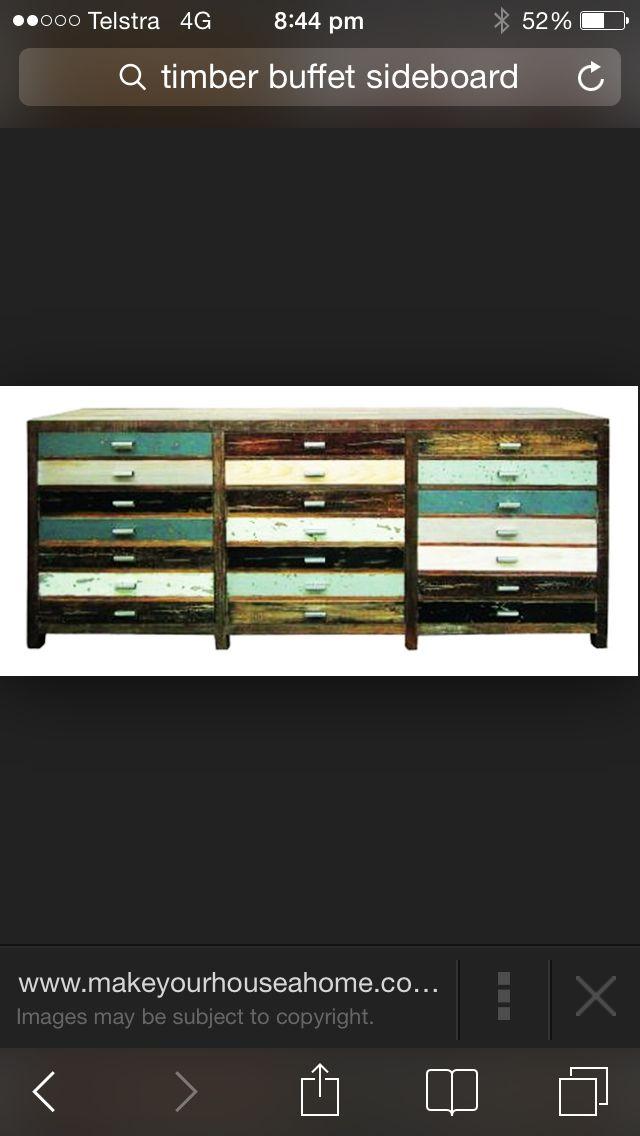 Buffet/sideboard