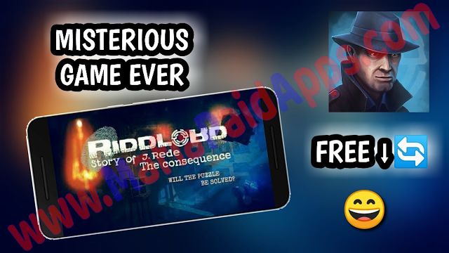 Riddlord: The Consequence 1.04 Apk Data for android   Riddlord: The Consequenceis a Puzzle Game for android  Download last version ofRiddlord: The ConsequenceApk  Data for android from MafiaPaidApps with direct link  Riddlord ... Who is Riddlord? Why did he kidnap Spark Jack Reed's son?  What secrets hold the past of the famous catcher of serial killers Jack?  The answers to all these questions you will find in this wonderful 3d puzzle game ... The first part of which is before you.  You…
