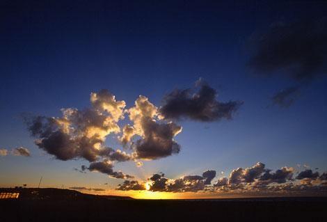 Nuages01 - La course des nuages, Deauville Laurent Garnier