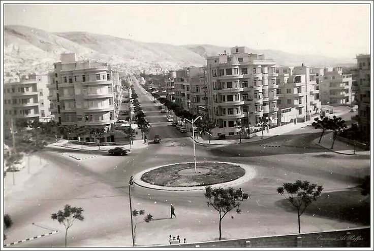 ساحة الشهبندر Damascus Syria Syria Damascus