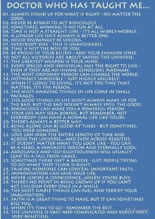 .: Timey Wimey, Wibbl Wobble, The Doctors, Quote, Inner Geek, Life Lessons, Doctorwho, Doctors Who, Dr. Who