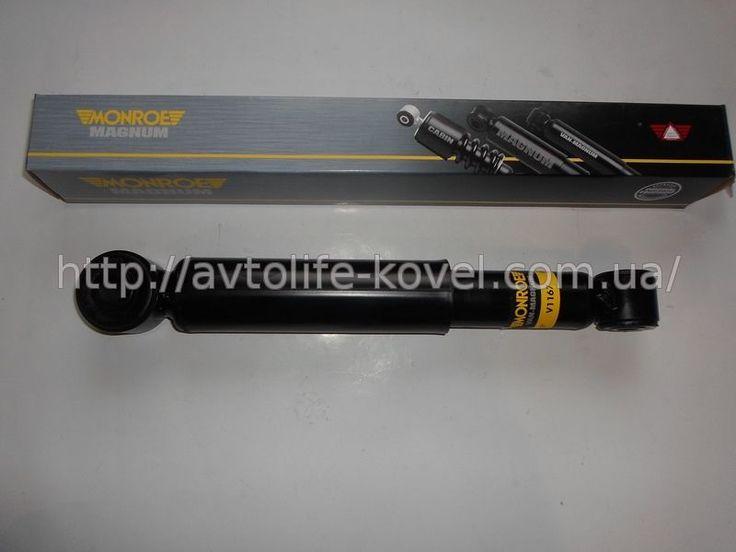 Сторона установки задний мост Вид амортизатора: давление газа Способ крепления амортизатора: верхнее отверстие, нижнее отверстие Система амортизатора: двухтрубный
