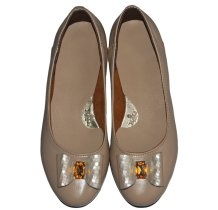 nude shoes, pearl, yellow diamond, capucino,kalishoes.ro, beautiful shoes, glamour shoes, sparkling, leather shoes, flats