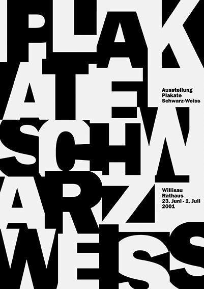 niklaus troxler - typo/graphic posters