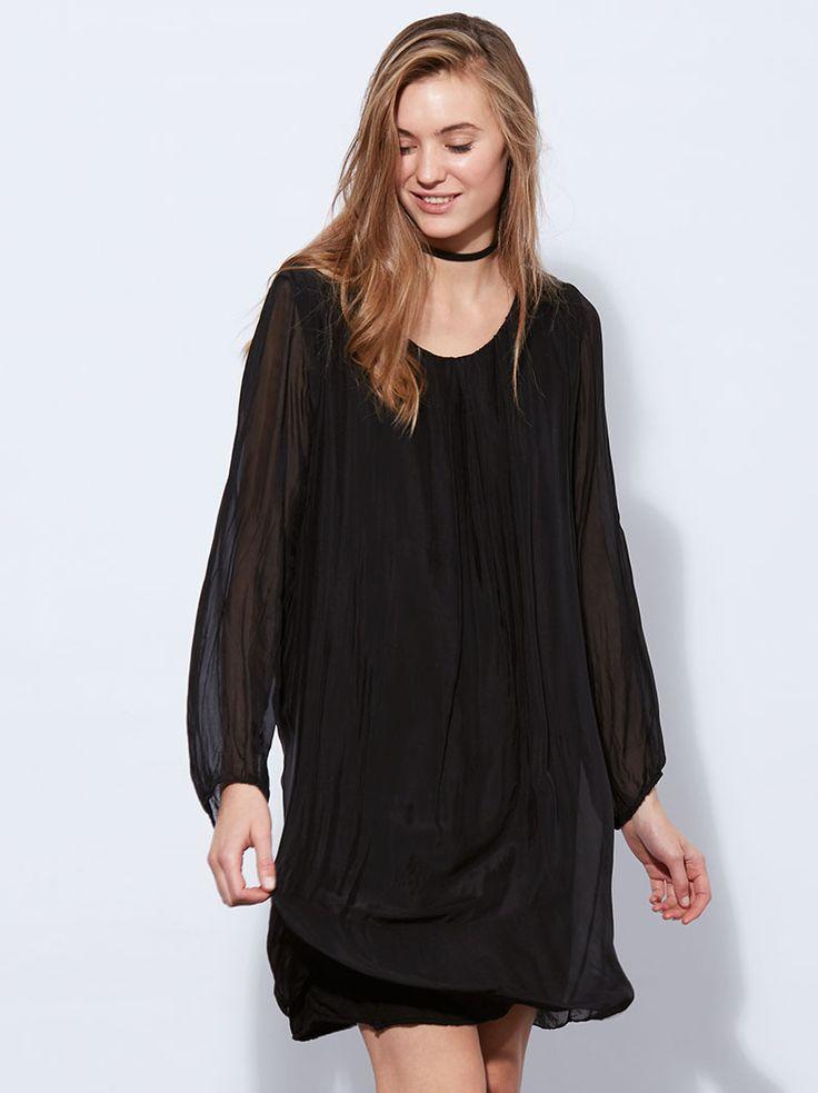 Φόρεμα με μετάξι