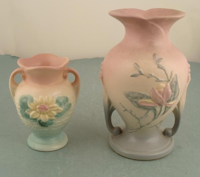39 Best Hull Vases Images On Pinterest Mccoy Pottery Antique Pottery And Hull Pottery