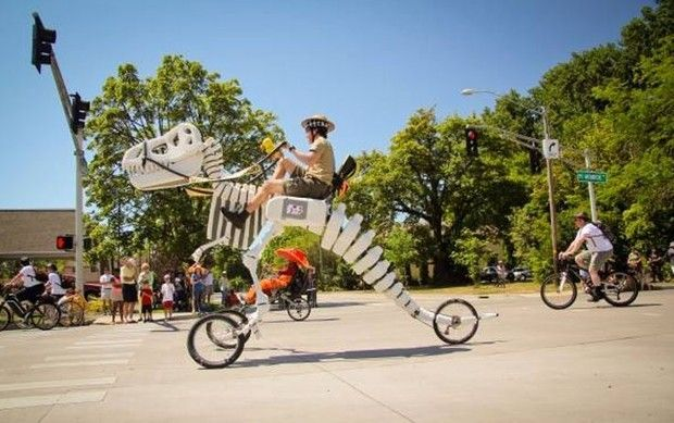 There's a T. Rex-Shaped Bike for Sale on Portland's Craigslist http://www.citylab.com/design/2015/07/theres-a-t-rex-shaped-bike-for-sale-on-portlands-craigslist/397550/