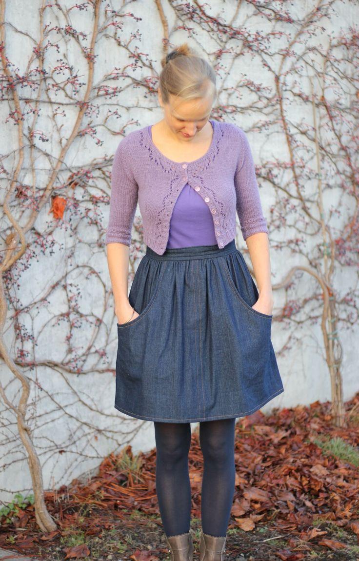 21 best Gratis Schnittmuster Kleid Vichy images on Pinterest ...