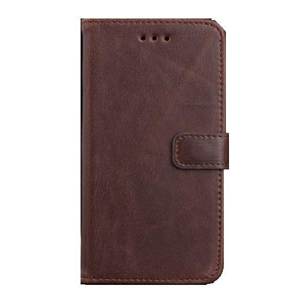 Πολυτελής Θήκη Πορτοφόλι Wallet Case Καφέ (Samsung Galaxy Alpha G850F) (OEM BULK) - myThiki.gr - Θήκες Κινητών-Αξεσουάρ για Smartphones και Tablets - Θήκη Πορτοφόλι Καφέ - Samsung Galaxy Alpha G850F