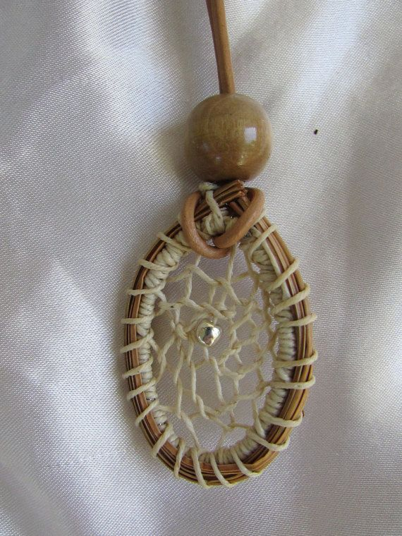 Pine Needle Bracelets | Dream Catcher Oval Pine Needle Necklace, Dream Catcher Jewelry ...