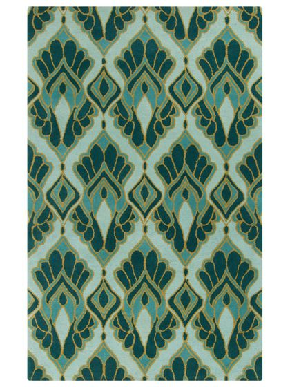 365 Best Images About Rugs Of Green And Rainbow On